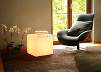 30CM Led Furniture Chair Magic Dice Waterproof LED Remote Controll Square Cube Lumineux Light For Home
