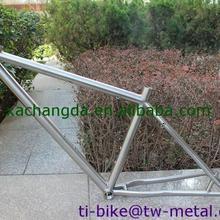 Дешевая титановая рама для шоссейного велосипеда с ветерками, XACD титановая рама для велосипеда 700C колесо, горячая Распродажа титановая рама