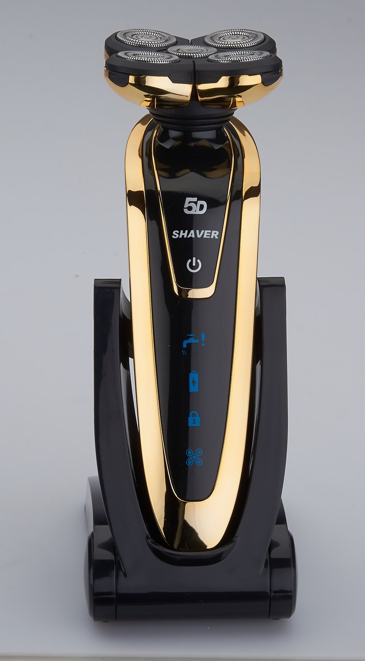Wetdry 5D Shaver For Men Electric Shaver Electric Razor -9294
