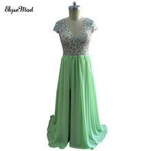 Buy mint green prom dresses vintage and get free shipping on ... 5c02a9ee982f