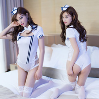 New Hot Adult Product Stewardess Sex Costumes Uniform Sexy Lingerie Cosplay Sexy Uniform For Women Underwear Exotic Costumes