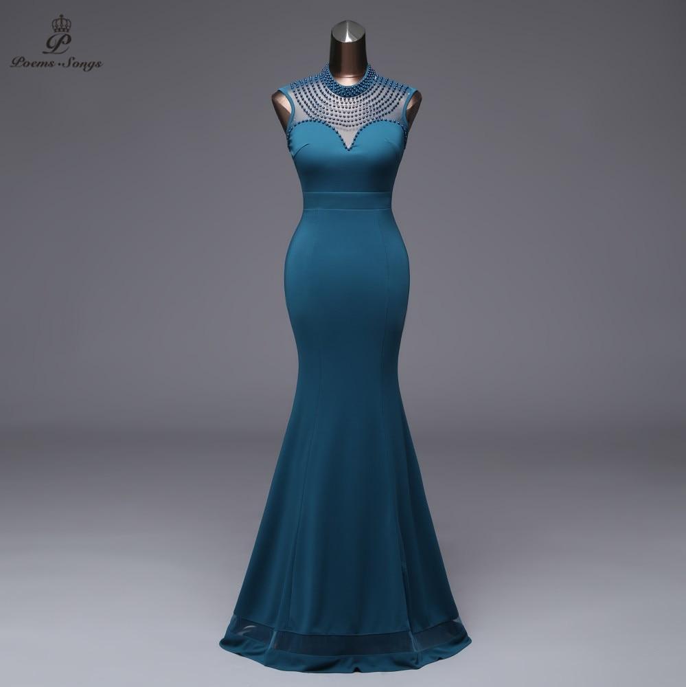 Poems Songs 2019 Personality  Evening Dress vestido de festa longo Elegant Luxury Pink Long Sequin robe longue gown bride
