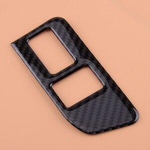 Cubierta del botón del interruptor del maletero de fibra de carbono cigall para Toyota 86 GT86 Scion FR-S Subaru BRZ 2013 2014 2015 2016 2017 mano izquierda