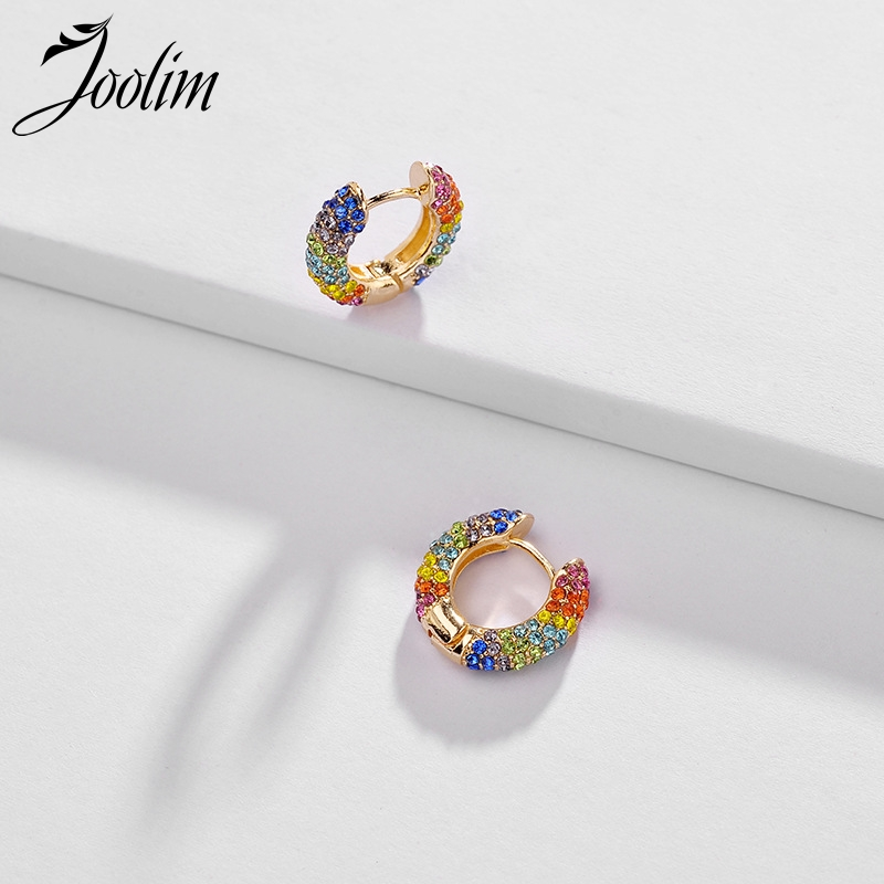 Earrings Jewelry & Accessories Special Section White And Colorful Crystal Simulated Pearl Butterfly No Ear Hole Painless Earing Clip Bracing Up The Whole System And Strengthening It