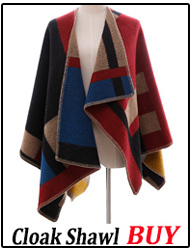 cloak Shawl