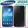 Оригинальный Samsung Galaxy Mega i9205 i9200 E310 сотовый телефон 6.3 ''дюйма двухъядерные 8MP Android OS Ultra Slim Wi-Fi 8 ГБ восстановленное