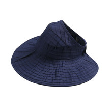 df3c61a6e39 Women Sun UV Protection Hat Top Open Packable Foldable Beach Travel Cap (China)