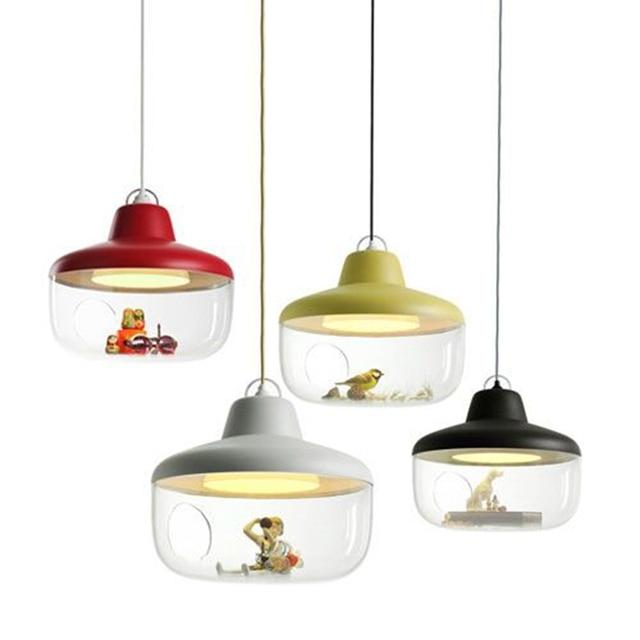 hghomeart cartoon mediterrane led moderne verlichting kroonluchters babykamer led kroonluchter plafond kids 110 v 220 v