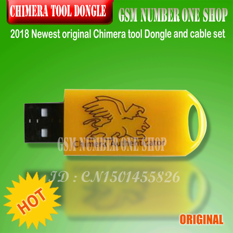 US $185 0 |2019 new 100% Original Chimera Dongle (Authenticator) with All  Modules 12 Months License Activation-in Telecom Parts from Cellphones &