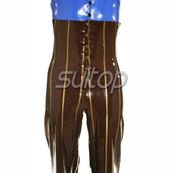 nature latex  bloomers 100% handmade latex rubber trousers