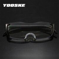 YOOSKE 1,6 раз увеличительное стекло es большое видение 250% увеличение дальнозоркостью es увеличительные защитные очки