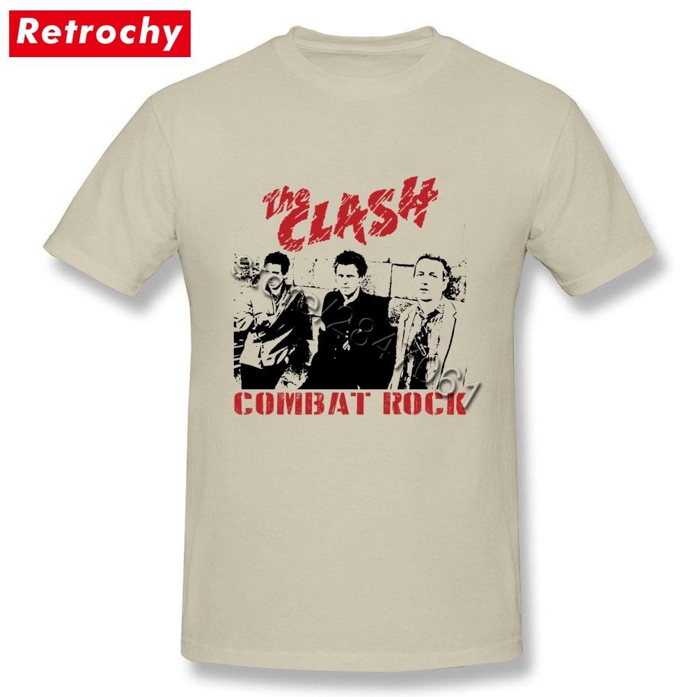 edde532b3aa The Clash Concert T Shirts - BCD Tofu House