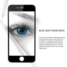 Baseus PET Soft 3D Anti-blue light Tempered Glass For iPhone