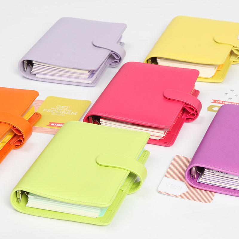 Lovedoki 2019 New Dokibook Notebook Candy Color Cover A5 A6 - Notitieblokken en schrijfblokken bedrukken - Foto 3
