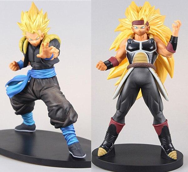 Hot Sale Super Saiyan 3 Burdock Gogeta Banpresto Zero Figure Figurine Toys Super Dragon Ball Heroes DFX Best For Gift figurine