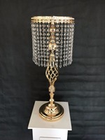 Wedding cake Decoration Crystal Cake Stand table centerpieces flowers vase display wedding sign area road lead 70cm H