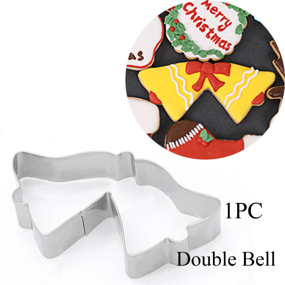 1PC Double Bell