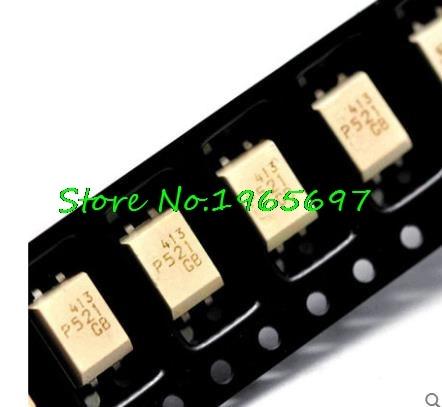 10pcs/lot TLP521-1GB TLP521-1 TLP521 P521 DIP-4 In Stock