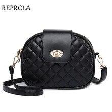 REPRCLA แฟชั่น Crossbody กระเป๋าสำหรับผู้หญิง 2020 ความจุ 3 ชั้นไหล่กระเป๋าถือกระเป๋าหนัง PU ผู้หญิง Messenger กระเป๋า