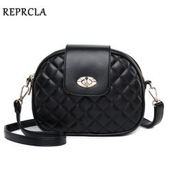 REPRCLA Hot Fashion Crossbody Bags for Women 2018 High Capacity 3 Layer Shoulder Bag Handbag PU Leather Women Messenger Bags