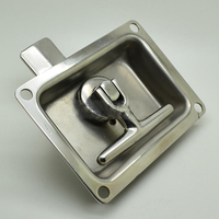 Free Shipping Truck Lock Door Hardware Lock Electric Cabinet Lock Fire Box Toolcase Lock Industrial Equipment