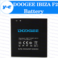 DOOGEE IBIZA F2 battery In Stock 100% New Original B-F2 2500mAh Li-ion bateria Battery for DOOGEE F2 Smart Phone