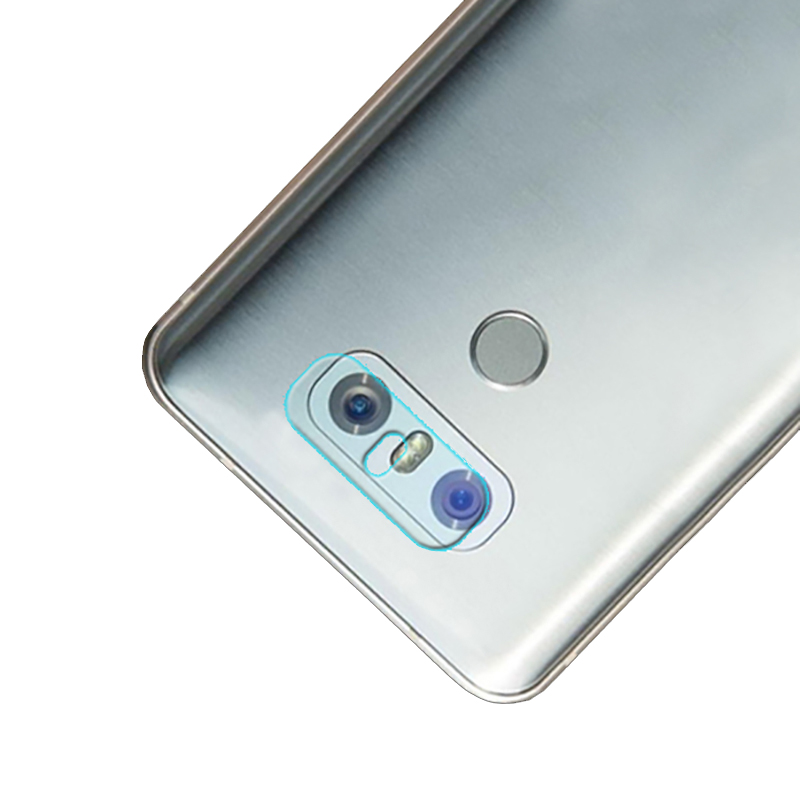 Hot Sale] BBSW 1Pc/2Pcs Rear Camera Lens Transparent Tempered Glass