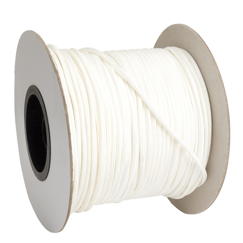 P286-6mm Outdoor Dyneema Rope High Strength Wear-resistant Rock Climbing Cave Protection Anchor Point Auxiliary Rope