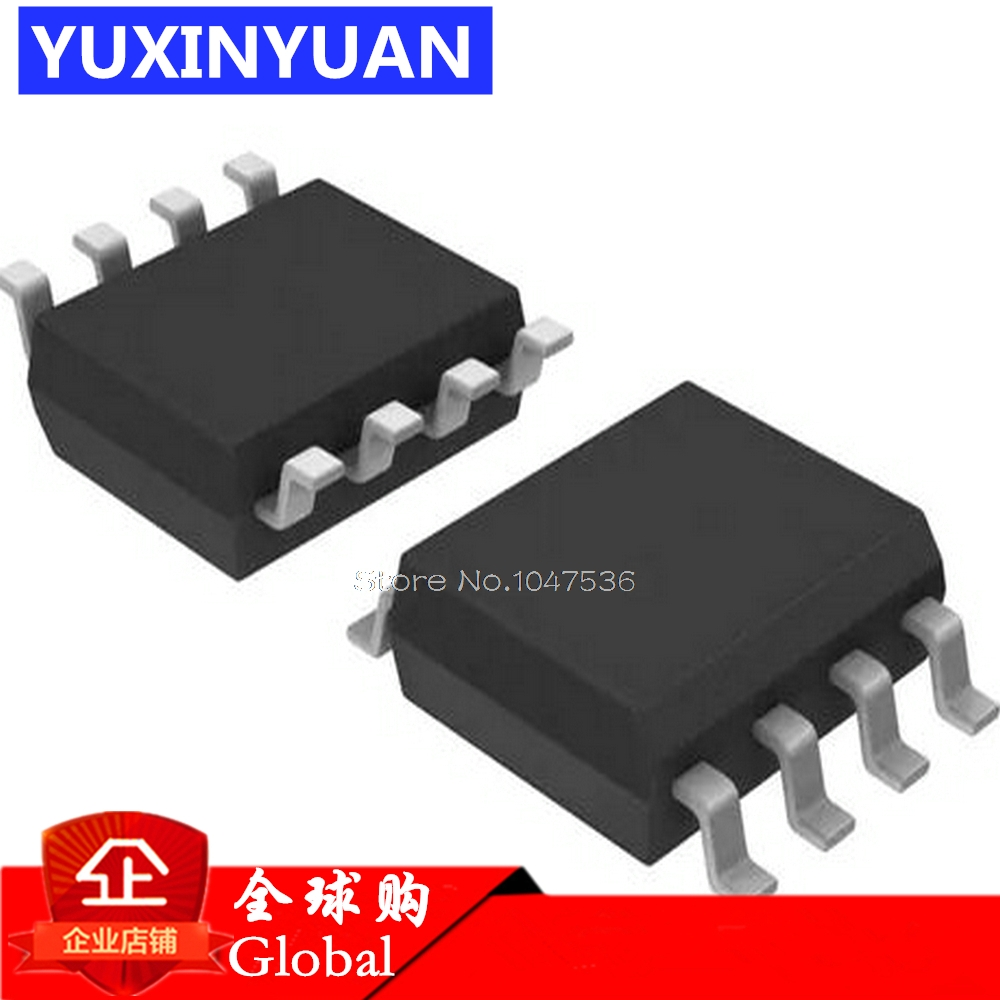 LSP5502 DC понижающий преобразователь LSP5502SAC SOP8 100% хорошо 10 шт./лот