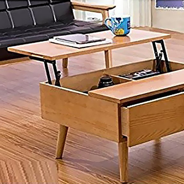 Force Lift Support Furniture Lift Up Coffee Table Hardware Fitting Furniture Mechanism Hinge Spring Soft Open Furniture hinge цена