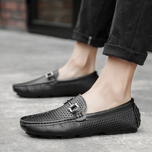 2019 summer new hollow breathable peas shoes standard code 38-44