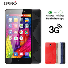 IPRO Kylin 5,5 Android 6.0 Smartphone Quad Core 5,5 Zoll Original freigesetzter Handy 1 GB 8 GB Dual Sim 3G WCDMA Handy GPS