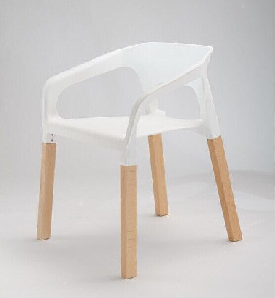 Бесплатная доставка п . п . бук ноги столовая стул