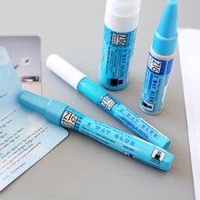 TUNACOCO 1pc JAPAN Kuretake ZIG Environmental Protection Coloured Glue Pen DIY Tools Sticky Glue Pens Office Supplies Qt1710044