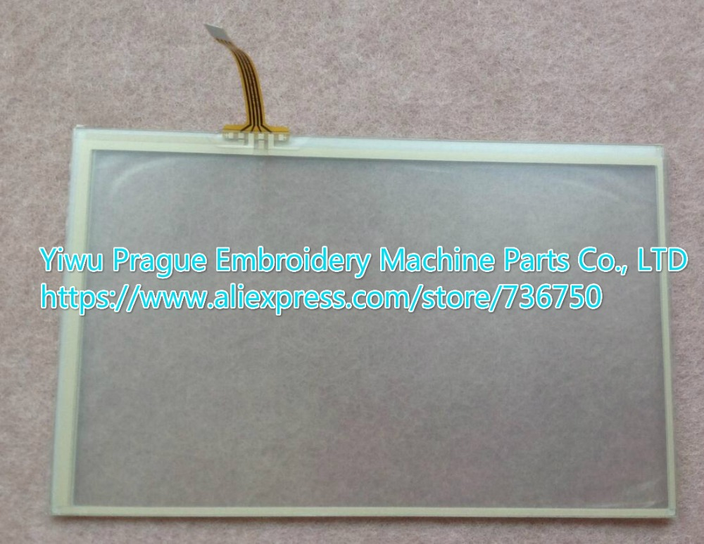 Genuine Dahao BECS 185 Operation Box Panel Touch Screen computerized embroidery machine spare parts offered by