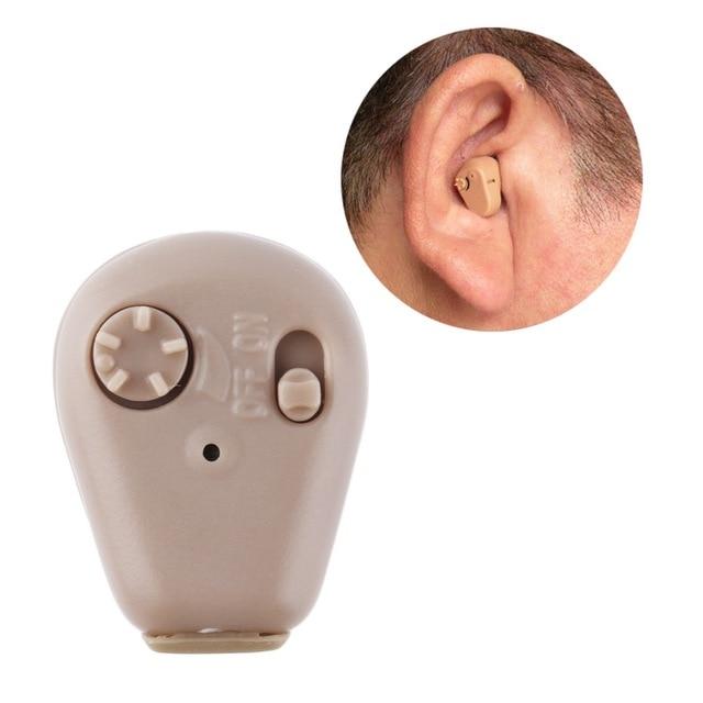 K-88 In Ear Mini Digital Hearing Aids Assistance Adjustable Sound Amplifier