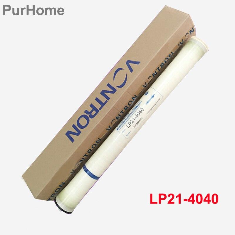 A bassa Pressione RO Membrana Vontron LP21-4040 Industriale di Trattamento Delle Acque di Sistema Ad Osmosi Inversa Acqua di Filtrazione NSF Standard