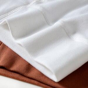 Image 3 - Wriufred Cotton Thread Seamless Women Leisure Bra Set Plus Size Vest Sleep Underwear Tops Sexy V neck Fitness Wire Free lingerie