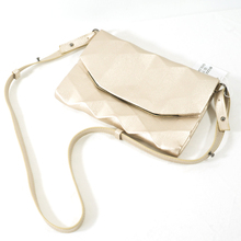 цена на New Geometric Bags for Women 2019 PU Leather Shoulder Bag Brand Designer Handbag Ladies Crossbody Messenger Bag Female Purse