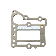 OVERSEE 6E3 41114 A1 00 Gasket Outer Cover For Yamaha 5HP Outboard Engine Cylinder Gasket 6E3
