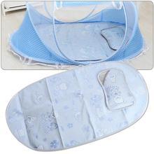 Комплект из 2 предметов, летние детские наборы подушек, дышащие, с рисунком из мультфильма, из шелка со льдом, набор ковриков для новорожденных, детский матрас для ползания, постельные принадлежности