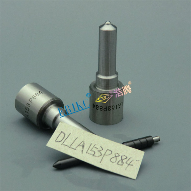 ERIKC DLLA 153 P 884 Fuel Injector 095000-5801 Injector Repair Kits Nozzle DLLA153P884 for CITROEN FIAT FORD PEUGEOT good quality diesel fuel denso injector 095000 5471 with nozzle dlla158p854