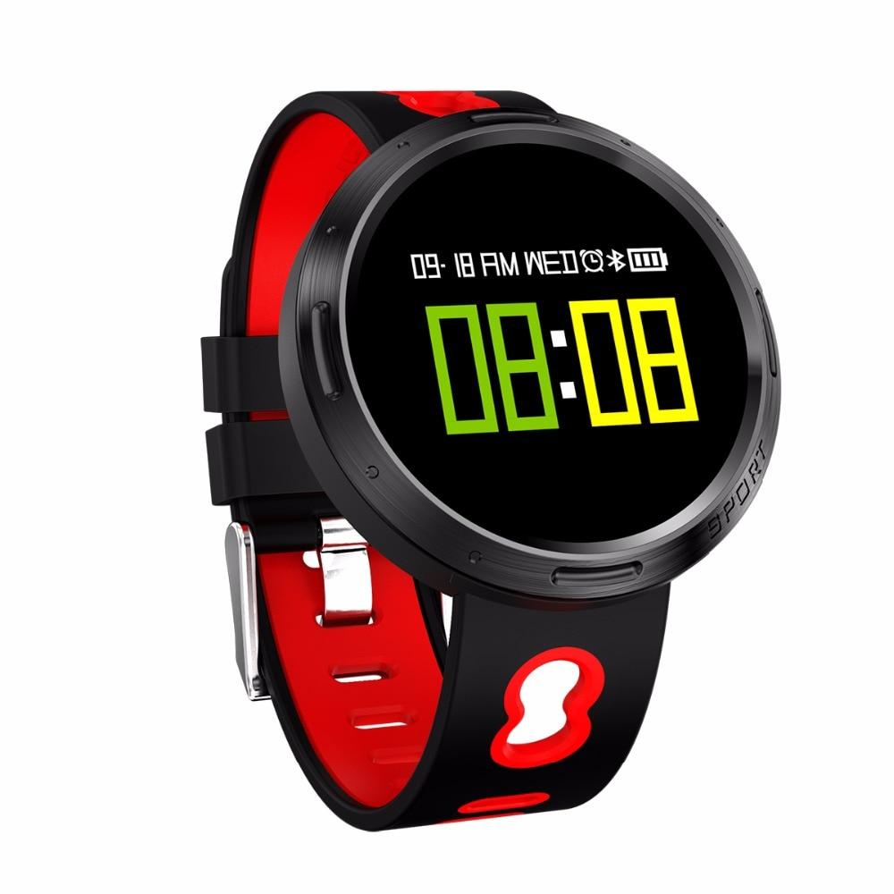 Waterproof OLED Colorful Screen Smart Bracelet X9 VO Professional Sports Heart Rate Blood Pressure Monitor Bracelets