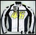 2016 raza de automóvil ropa de moto gp moto para 46 resistente al desgaste ropa de protección chaqueta de titanio
