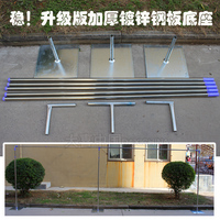 Free Shipping 3m High X 6m Wide Wedding Stainless Steel Pipe Wedding Backdrop Stand With Expandable