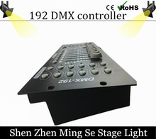 Hot sale International standard DMX 192 controller controller moving head beam light console DJ 512 dmx controller equipment