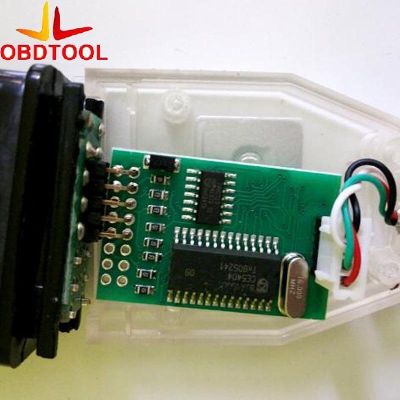 Prix pour 2017 Usine Gros Haute Qualité SMPS MPPS V13.02 CAN Flasher ECU Chip Tuning Reconfigurer OBD2 Diagnostique Professionnel Câble Dernière