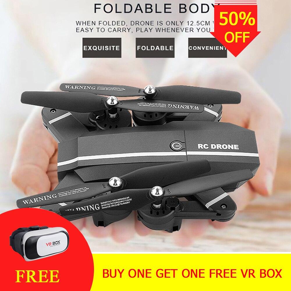 8807 8807 w Drone RC Quadcopter con la Macchina Fotografica & VR occhiali 3D Selfie Pieghevole Mini Dron VS S20 xs809 sg700 sg900 drone
