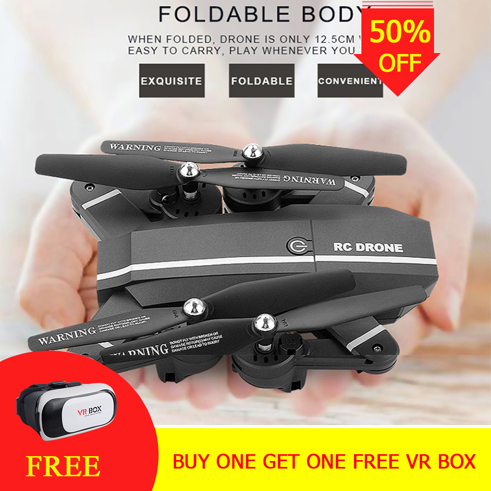 8807 de 8807 W Drone RC Quadcopter con cámara y gafas VR 3D Selfie plegable Mini Dron del S20 xs809 sg700 sg900 drone