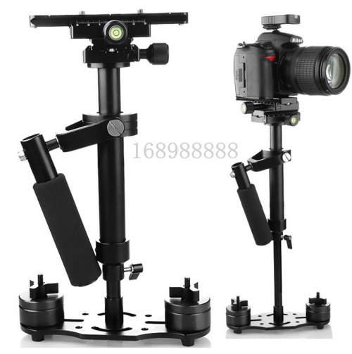 Free shipping DHL EMS S40 New Camera Monopod tripod Shooting Stabilizer For Canon 5d3 60d 750d For Nikon d90 d850 GoPro пледы и покрывала les gobelins накидка на диван pivoines aquarelles 160х200 см